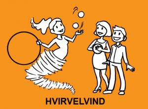 hvirvelvind orange
