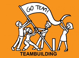 teambuilding orange